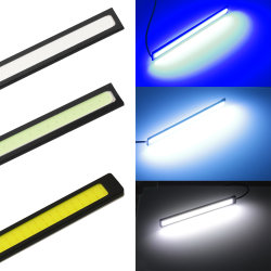 Ссб DRL светодиодные системы освещения дневного движения авто лампа наружное освещение для универсального Автомобильная водонепроницаемая дневного света баров противотуманных фар в движении