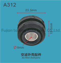 Pl-20 Onverwachte Klinknagels van de Duw van het Bevestigingsmiddel van de Klinknagel Nylonplastic de Auto Plastic