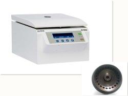 Mesa de laboratorio de alta velocidad Microcentrifugadora