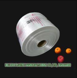 LDPE, HDPE Tubería de Polietileno Tubo Layflat Poly Bubble Wrap burbuja protectora las películas de embalaje