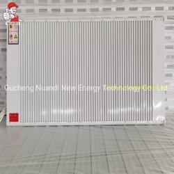 1500W/2000W calentador eléctrico de infrarrojos con cable de fibra de carbono calefacción