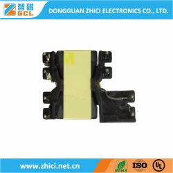 Tipo ad alta tensione ad alta frequenza personalizzato trasformatore ad alta frequenza della bobina Ee30 del trasformatore dell'accensione di potere per l'ozonizzatore