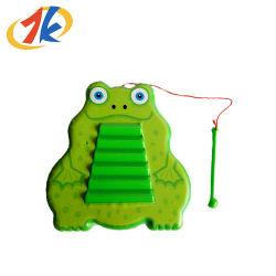 Venda a quente rã plástico forma Animal brinquedo para instrumentos musicais
