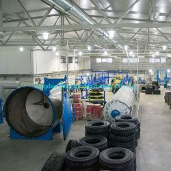 3000X6000 Remold électrique autoclaves de rechapage de pneus de la machine du réservoir