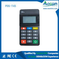 EMV Pboc PCI에 의하여 증명되는 소형 Bluetooth 무선 지능적인 RFID 카드 판독기