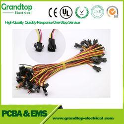 Câble de relais du ventilateur de l'automobile personnalisé PCB sur le fil du faisceau de l'Assemblée