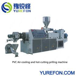 Grânulos de PVC Pelletizer PVC Granulator PVC do extrusor