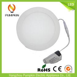 3 واط، 6 واط، 12 واط، 16 واط، 18 واط، 24 واط، مؤشر LED مربع دائري SMD ضوء LED في السقف للوحة