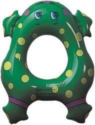Anel de animal de sapo inflável Piscina Piscina infantil Ring