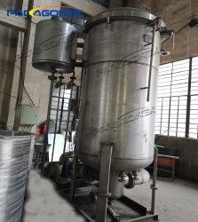 Hochtemperaturfärbungsmaschine für losen Wolle-Faser-Produktionszweig/Kier für medizinische Baumwollbleiche