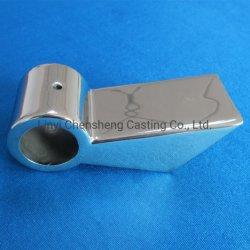 Retrovisor personalizado de aço inoxidável polido prendedores microfusão