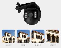1080P PTZ IP 사진기 WiFi 사진기 속도 돔 WiFi 감시 카메라 팬 경사 4X 디지탈 카메라 2MP CCTV 감시 Ycc365