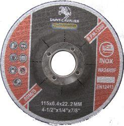 41/2 '' Zoll-abschleifende metallschneidende abgeschnittene reibende Platte