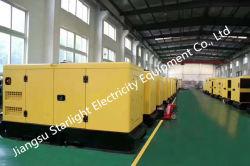 136kw 50Hz Schalldichte elektrische Generatorset Cummins Dieselmotor 6CTA8.3-G2 ISO-Zulassung