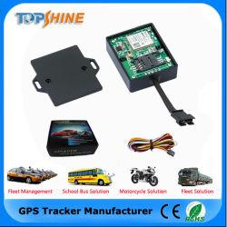 Resistente al agua mini motocicleta coche GPS Tracker con micrófono