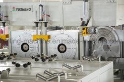 機械を作る自動単一か二重プラスチックオーブンPVC管Socketing Belling