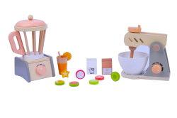 子供および子供のための木製のミキサーの木のおもちゃそして赤ん坊のおもちゃの製造業者の工場