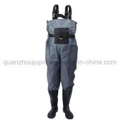 OEM PVC 방수 통기성 어장 웨더 전신복 팬츠