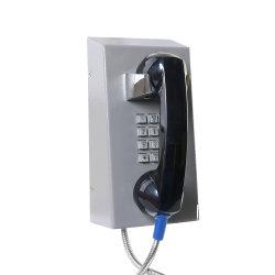Combiné industrielle robuste Téléphone Jr201-FK Prison Téléphone SIP