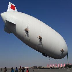Grand capot long Payload Radar dirigeable téléguidés pour mission de surveillance de recherche et sauvetage