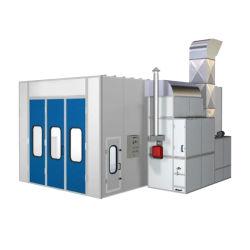 Nouvelle conception de l'eau Industrie du meuble de rideau de cabine de pulvérisation de peinture chambre de cuisson