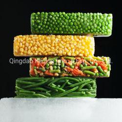 Meilleur mélange organique Légumes IQF, congelés Légumes divers, l'usine Vege mélange surgelé, 2/3/4/5/6 moyens, de bonne qualité, ISO/HACCP/BRC/casher et halal