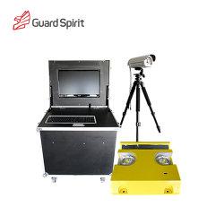 Hotel-SicherheitPortable unter Fahrzeug-Kontrollsystem-/Fahrzeug-Scannen-System