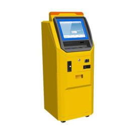 Distributore di parcheggio, sistema di coda Kiosk, distributore di macchine per la stampa di biglietti per lotterie