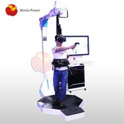 Pedana mobile del gioco di Vr della fucilazione del camminatore 9d di realtà virtuale del parco di divertimenti