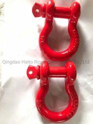 En acier inoxydable Haito Grande Anse Bow avec une haute qualité de fabrication chinoise (UE / JIS / US / G210 / G209 / G2130 / G2150)