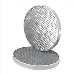 El marco de metal en forma de panal de aluminio Core