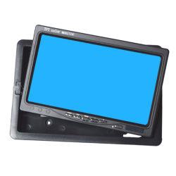 7-pulgadas de pantalla 3 Canales de entrada de AV Video coche color LCD TFT Monitor para Camión Autobús escolar...