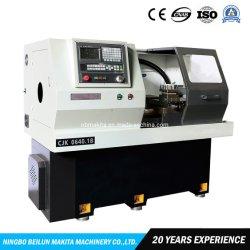 フラットベッド自動金属切削 CNC 機械
