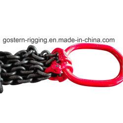 La cadena de ancla de espárrago, el amarre de la cadena, de la cadena de Marina, la cadena de la junta de berlina