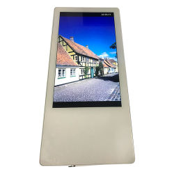 Montage mural 19 Tablet PC bon marché Ad Affichage Écran tactile capacitif