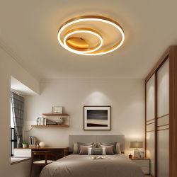 Nordic simples personalidade criativa moderna iluminação de tecto LED Romântico Quente