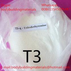 T3 het Natrium van l-Triiodothyronine Liothyronine voor het Verlies van het Gewicht van de Bouw van het Lichaam