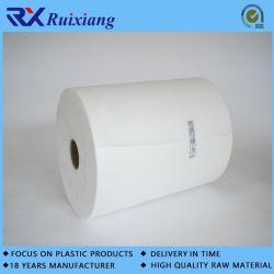Aerado 30GSM Ss Spunbond Branco tecido não tecido de máscara facial Fabricado na China