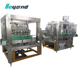 Acier inoxydable/automatique Pneumatique/machine de remplissage en huile de lubrification de la Chine