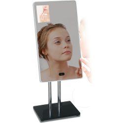 Spiegel van de Vertoning van het Scherm van de Reclame LCD van 13.3 Duim de Binnen Androïde Magische