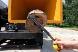 임업 Mulcher 기계장치 미끄럼 수송아지 부착 목제 칩하는 도구