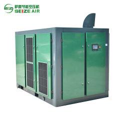 最もよい価格22kw - 330kwはインバーターが付いている産業ディレクト・ドライブVSDのネジ式空気圧縮機を捕捉する