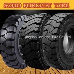 工場供給の産業フォークリフトは6.50-10 5.00-8 6.00-9 28X9-15固体タイヤにタイヤをつける