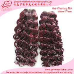 Фабрику и хранить бразильского Сен Реми Virgin волосы природных водных волн человеческого волоса добавочный номер