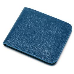 고급 브랜드 품질 천연 가죽 캐주얼 지갑