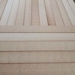 Manípulo de cavacos de madeira de alta densidade /Stick para acondicionamento de partículas