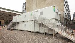 ISO9001 de lujo caliente 20/40FT Mobile Diseño de bajo coste de contenedores prefabricados prefabricados+Casa viven Inicio Productos