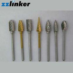 Taglierine dentali del carburo di tungsteno Lk-P21 con il formato differente
