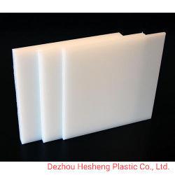 Cortados em Polietileno de Alta Densidade de HDPE folha a folha de PP, Folha de PVC /Board/Placa