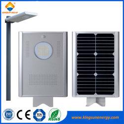 12w Solar Street Light/Integrated Solar Steet Led Light Met Lec-Chip Van Hoge Kwaliteit